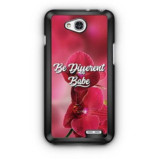 YuBingo Be Different Babe Designer Mobile Case Back Cover for LG L90