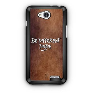 YuBingo Be Different Dude Designer Mobile Case Back Cover for LG L90
