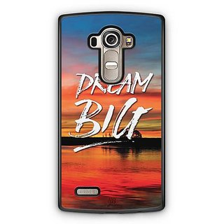 YuBingo Dream BIG Designer Mobile Case Back Cover for LG G4