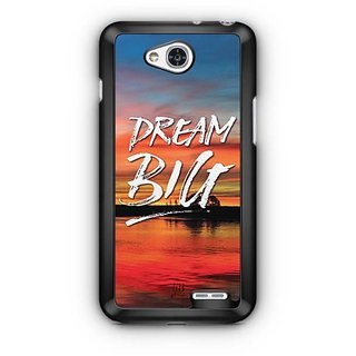 YuBingo Dream BIG Designer Mobile Case Back Cover for LG L90