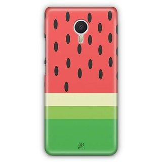 YuBingo Watermelon Designer Mobile Case Back Cover for Meizu M3 Note