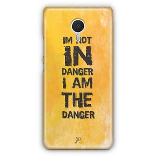 YuBingo I Am The Danger Designer Mobile Case Back Cover for Meizu M3 Note