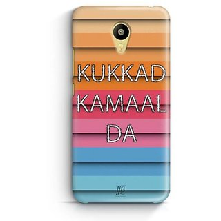 YuBingo Kukkad Kamaal Da Designer Mobile Case Back Cover for Meizu M3