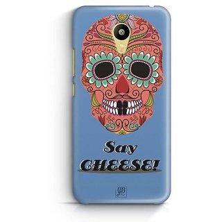 YuBingo Say Cheese Designer Mobile Case Back Cover for Meizu M3