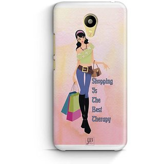 YuBingo Shopping is the Best Therapy Designer Mobile Case Back Cover for Meizu M3