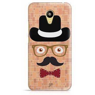 YuBingo The Complete Man Designer Mobile Case Back Cover for Meizu M3