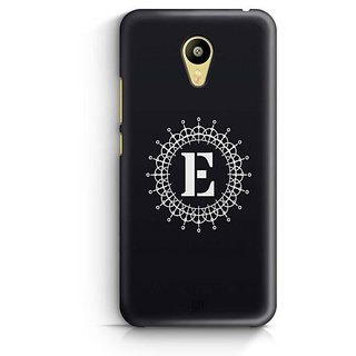 YuBingo Monogram with Beautifully Written letter E Designer Mobile Case Back Cover for Meizu M3