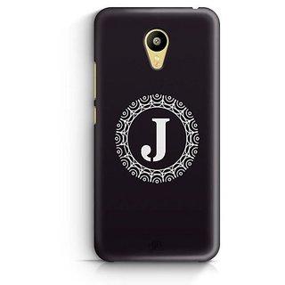YuBingo Monogram with Beautifully Written letter J Designer Mobile Case Back Cover for Meizu M3