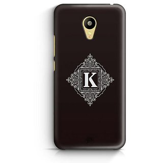YuBingo Monogram with Beautifully Written letter K Designer Mobile Case Back Cover for Meizu M3