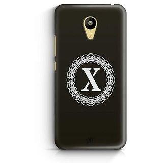 YuBingo Monogram with Beautifully Written letter X Designer Mobile Case Back Cover for Meizu M3