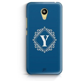 YuBingo Monogram with Beautifully Written letter Y Designer Mobile Case Back Cover for Meizu M3