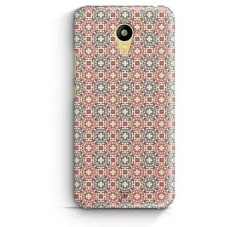 YuBingo Square Patterns Designer Mobile Case Back Cover for Meizu M3