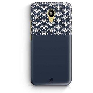 YuBingo Flowers Pattern Designer Mobile Case Back Cover for Meizu M3