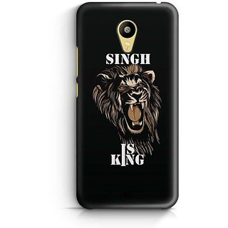 YuBingo Singh is King Designer Mobile Case Back Cover for Meizu M3