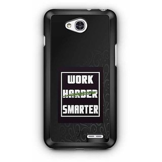 YuBingo Work Smarter Designer Mobile Case Back Cover for LG L90