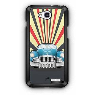 YuBingo Vintage Car Designer Mobile Case Back Cover for LG L90