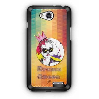 YuBingo Drama Queen Designer Mobile Case Back Cover for LG L90