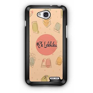 YuBingo Ek Lekhika Designer Mobile Case Back Cover for LG L90
