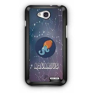 YuBingo Aquarius Designer Mobile Case Back Cover for LG L90