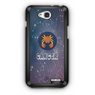 YuBingo Cancer Designer Mobile Case Back Cover for LG L90