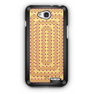 YuBingo Optical Illusions Designer Mobile Case Back Cover for LG L90