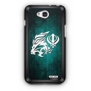 YuBingo Shera di Kaum Designer Mobile Case Back Cover for LG L90