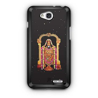 YuBingo Lord Venkateswara Designer Mobile Case Back Cover for LG L90