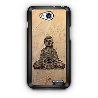 YuBingo Lord Buddha Designer Mobile Case Back Cover for LG L90