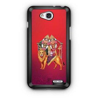YuBingo Chamunda Devi Designer Mobile Case Back Cover for LG L90