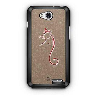 YuBingo Jai Ganesh Designer Mobile Case Back Cover for LG L90