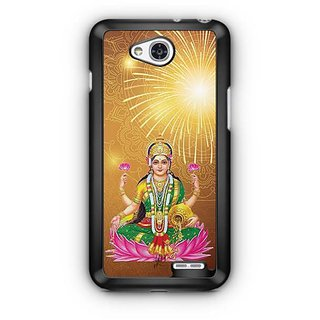 YuBingo Laxmi Mata Designer Mobile Case Back Cover for LG L90