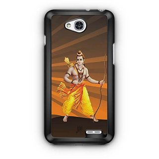 YuBingo Ram Bhagwan Designer Mobile Case Back Cover for LG L90