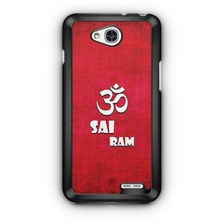 YuBingo Om Sai Ram Designer Mobile Case Back Cover for LG L90