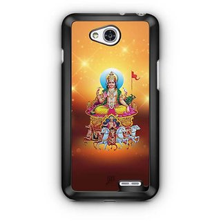 YuBingo Surya Dev Designer Mobile Case Back Cover for LG L90