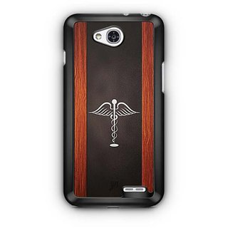 YuBingo Doctor Symbol Designer Mobile Case Back Cover for LG L90