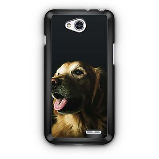 YuBingo Lovable Dog Designer Mobile Case Back Cover for LG L90