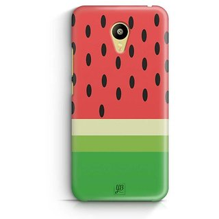 YuBingo Watermelon Designer Mobile Case Back Cover for Meizu M3