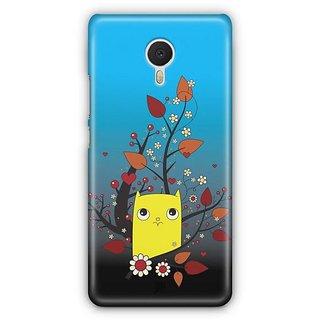 YuBingo Cartoon Designer Mobile Case Back Cover for Meizu M3 Note