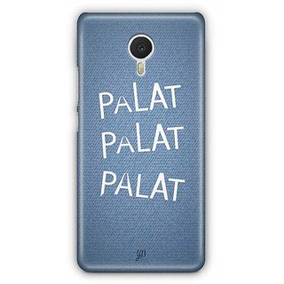YuBingo Palat, Palat, Palat Designer Mobile Case Back Cover for Meizu M3 Note