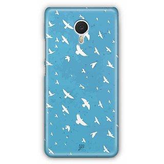 YuBingo Collage of Birds Designer Mobile Case Back Cover for Meizu M3 Note