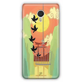 YuBingo Freedom from Cages Designer Mobile Case Back Cover for Meizu M3 Note