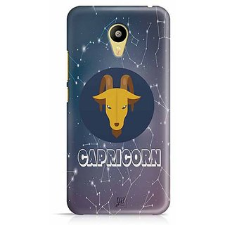 YuBingo Capricorn Designer Mobile Case Back Cover for Meizu M3