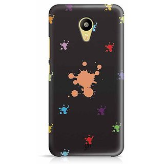 YuBingo Blotches Designer Mobile Case Back Cover for Meizu M3