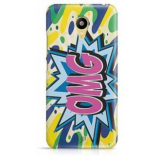 YuBingo OMG Designer Mobile Case Back Cover for Meizu M3