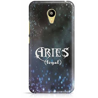 YuBingo Aries (Loyal) Designer Mobile Case Back Cover for Meizu M3