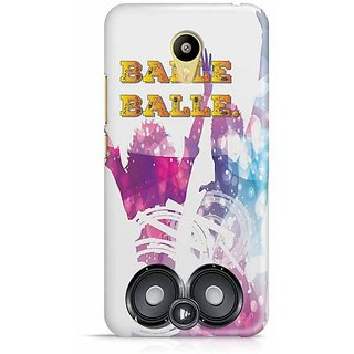 YuBingo Balle Balle Designer Mobile Case Back Cover for Meizu M3