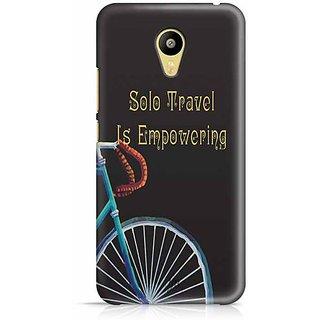 YuBingo Solo Travel is Empowering Designer Mobile Case Back Cover for Meizu M3