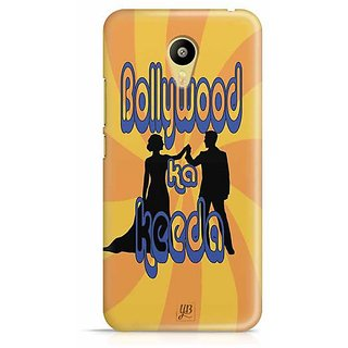 YuBingo Bollywood ka Keeda Designer Mobile Case Back Cover for Meizu M3