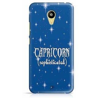 YuBingo Capricorn (Sophisticated) Designer Mobile Case Back Cover for Meizu M3