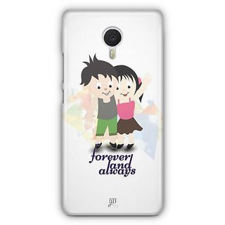 YuBingo Forever and always Designer Mobile Case Back Cover for Meizu M3 Note